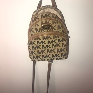 Mini Michael Kors bookbag CROSSBODY